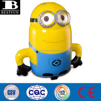 movie promotion custom design inflatable minion toys inflatable big cartoon characters from China