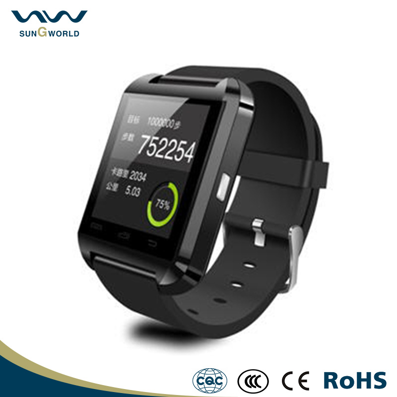 SIM Touch Screen Support high quality smart watch Mobile Phone