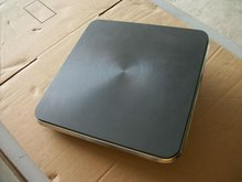 300*300MM Square Stove Burner Plate For Industrial Cooking