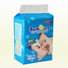 High Quality Competitive Price Disposable Baby Diaper In Turkey