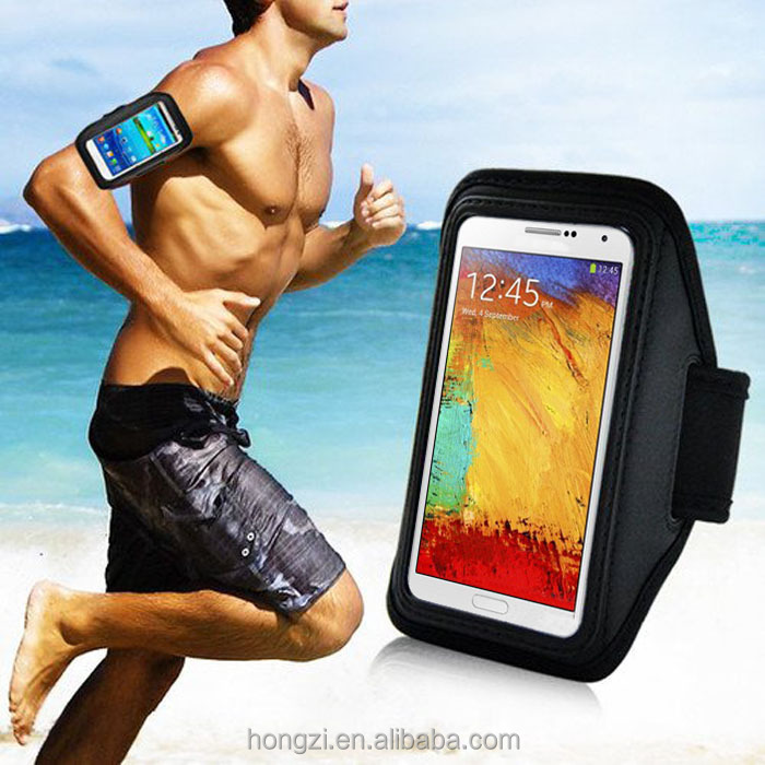 Case For Samsung Galaxy Note 3 2 N9000 Cases Sport Gym Running Arm Case For Samsung Galaxy