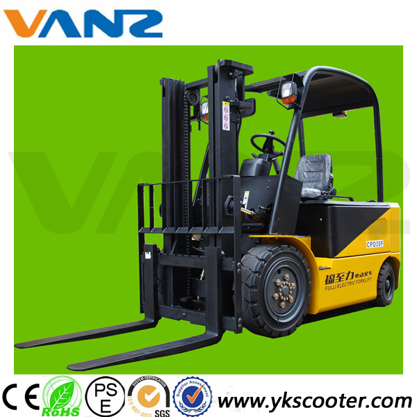 AC Motor Power Souce and Powered Pallet Truck Type FORKLIFT