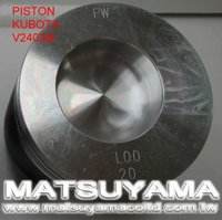 Piston for Kubota V2403M
