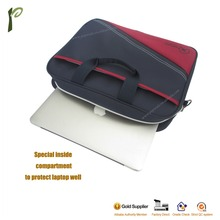Popwide quality school business multifuction waterproof men ladies custom shoulder messenger women laptop bag China manufacturer