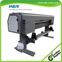 Popular high speed digital printing machines 1.8 m vinyl wrap printer
