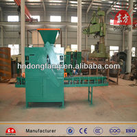 ISO ,CE approved coal dust briquette making machine for sale