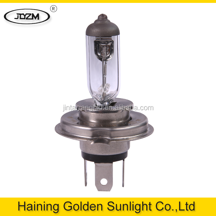 High Power Car Halogen Gas Bulbs H4