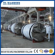 dairy/food/chemicals/beverage material hot and cold storage tanks