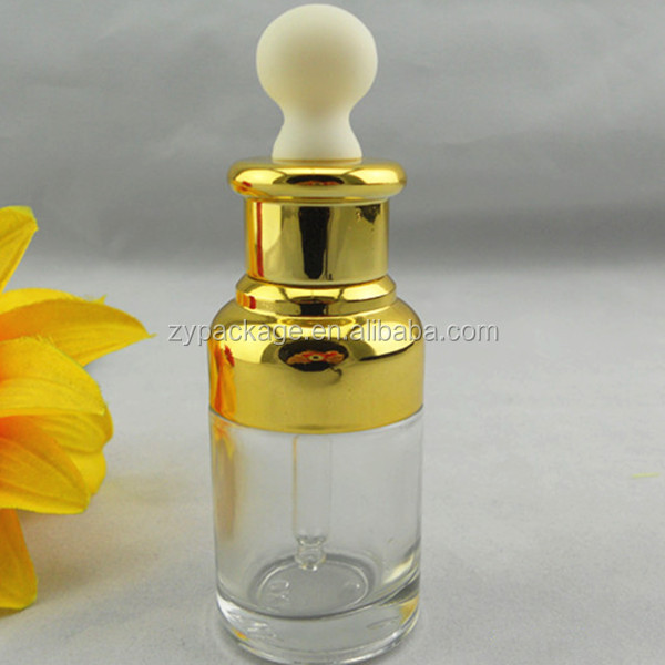 30 ml glass dropper bottle for essential oil packaging Aroma Liquid Container