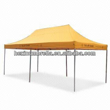 10'x20' Pop Up Canopy Party Tent EZ White F Model - 2013 Upgraded Frame