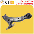 factory direct wholesale high quality motorcycle parts control arm for toyota parts