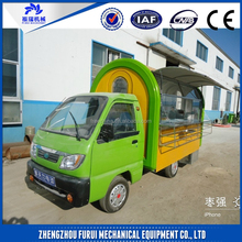Commercial best selling outdoor food cart/custom made food cart/mobile hot dog cart for sale