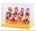two tiers transparent good quality acrylic toys display box with toys display box for sale