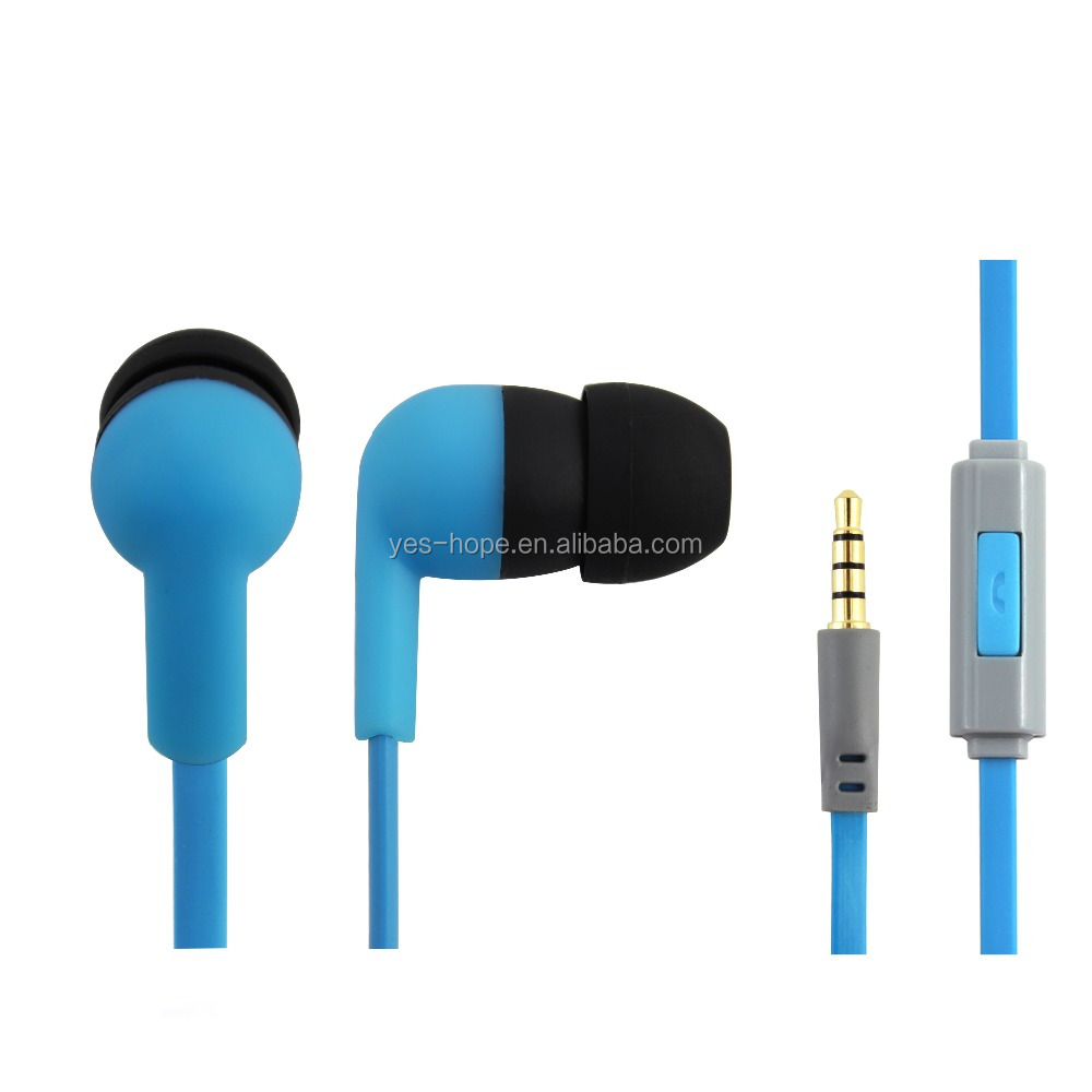 2015 Yes Hope Sports Earhook Premium Earbud with Microphone Stereo/Noise Isolating Headphone Headset
