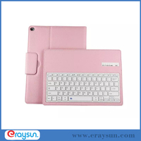 "2in1 Bluetooth Keyboard Folio Leather Case Cover For Apple iPad Pro 12.9"" 2015"
