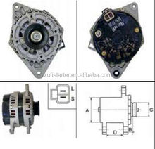 Manufacturer best quality car ta000a14501 alternator For 87-99 Accent