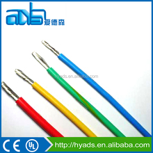 UL 1005 High Temperature Teflon ETFE Insulated Copper Wire for Electronic Equipment