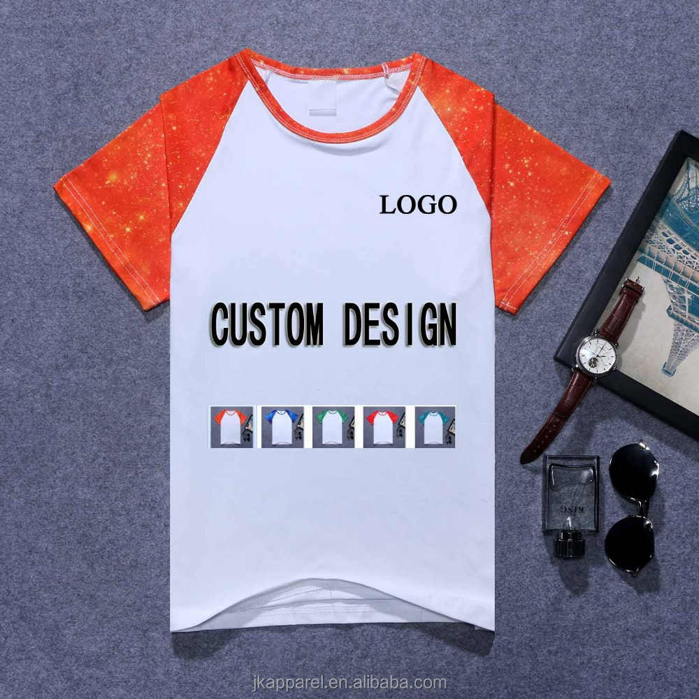 Wholesale Fashion OEM Design Sport Shirt, Customized T-shirt