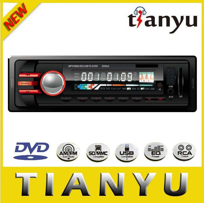 Hot sale stereo car with usb sd fm transmitter