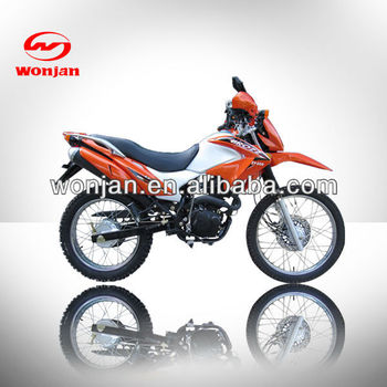 125cc two wheel dirt bike motorbike /motor vehicle dirt bike WJ200GY-III