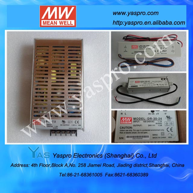 Mean Well Power Supply S-60-12