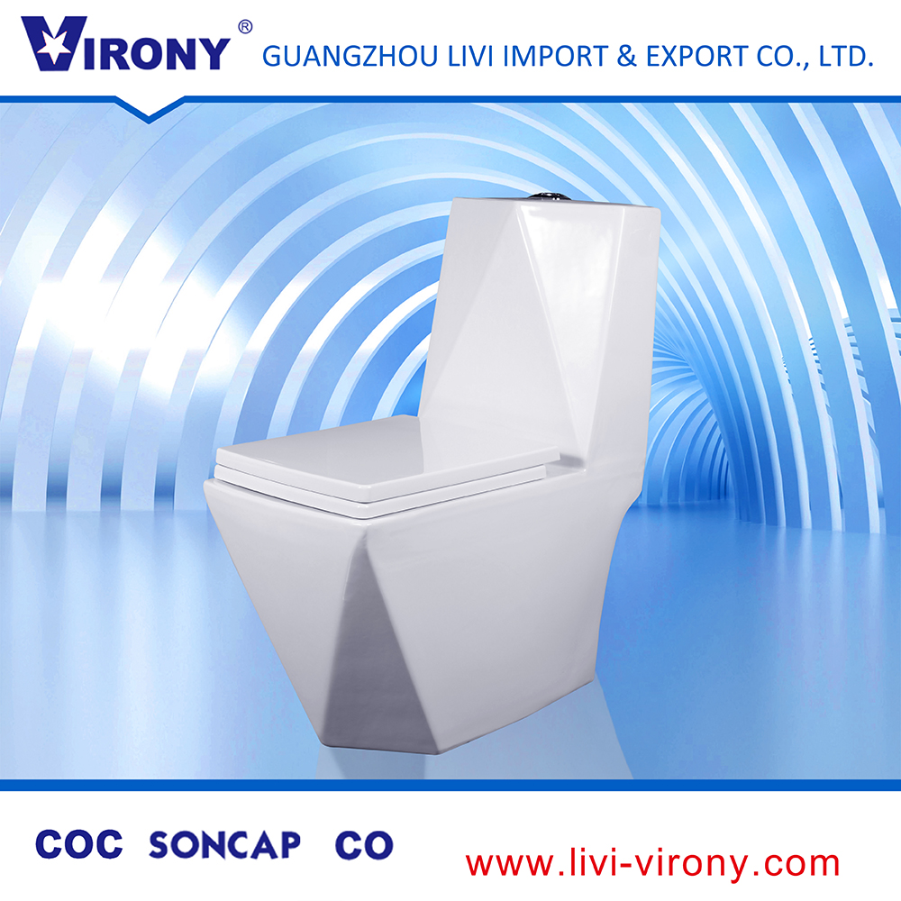 Hot selling siphonic chemical toilet with the best quality
