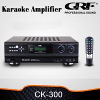 GRF New Design Multifunction Digital Echo Karaoke Amplifier
