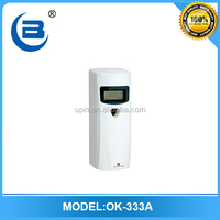 Toliet/Hotel Automatic Aerosol dispenser, Air freshener dispenser, Aroma spray machiner OK-333A