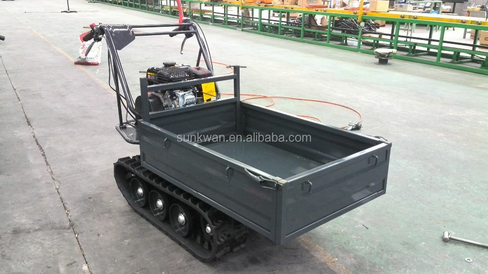 SF0610A track mini dumper with lowest price for sale