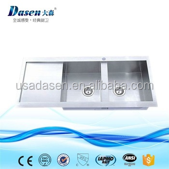 DS11650 granite hole cutting machine for deep laundry cleaning resin sinks