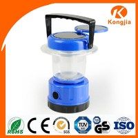 Solar Lantern with Mobile Phone Charger ABS Ultra Bright Rechargeable Lantern Solar led street light