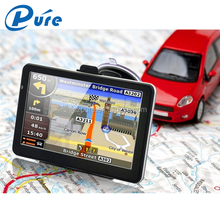 7-inch Car DVR GPS Navigation Windows CE 6.0 GPS Software 800*480 Pixels HD Screen