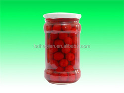 children favourite fruit/100% real material/china canned cherry with high quality