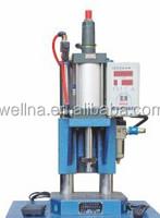 high quality Welln air eyelet press machine