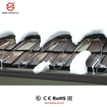 Temperature Maintenance Snow Melting Machine heating power cable