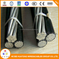 Factory price 0.6/1kV Aerial Cable PVC Insulated JKLV 185mm2