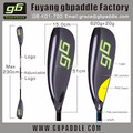 strongest oval shaft carbon white water paddle