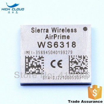 Smallest GSM GPRS WS6318 module Trade Assurance