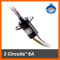 SNM022A Capsule slip rings OD 22mm 3 circuits * 6A with 10 circuits