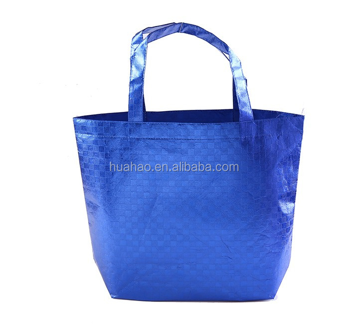 cheap promotional recycleable printed cosmatic bag