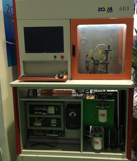 Diesel fuel Injector Test Bench ZQYM 418 Tester For Unit Injector