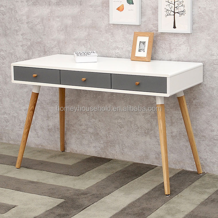 writing desk oak