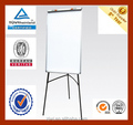 High adjustable writing board with easel stand
