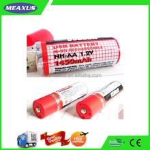 Good design Promotion USB rechargeable battery / AA rechargeable battery / USB AA batteries