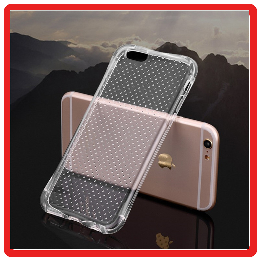 Wholesaler Factory price Shockproof Gasbag Soft TPU Cover airbag Anti-Fall cell phone Anti-knock case for iPhone 5 5s 6 6s plus
