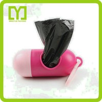 Hello Here is Yiwu China disposable dog poop bag dispenser