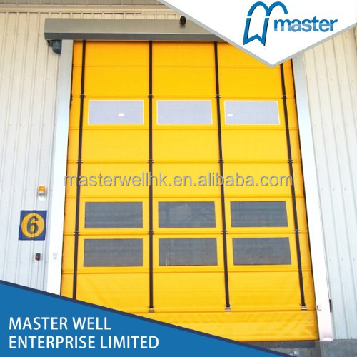 New Products Light Weight Magnetic screen high speed rolling shutter door