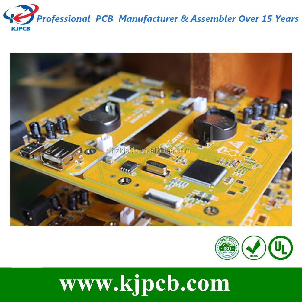 Printed circuit board assembly + part sourcing + PCB fabrication pcba prototype one stop service