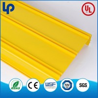 UL tested yellow duct hot dipped galvanized wire mesh cable duct and fiber optic prices