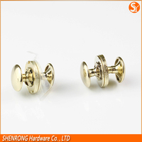 Bags Metal Fitting Round Rivet Magnetic